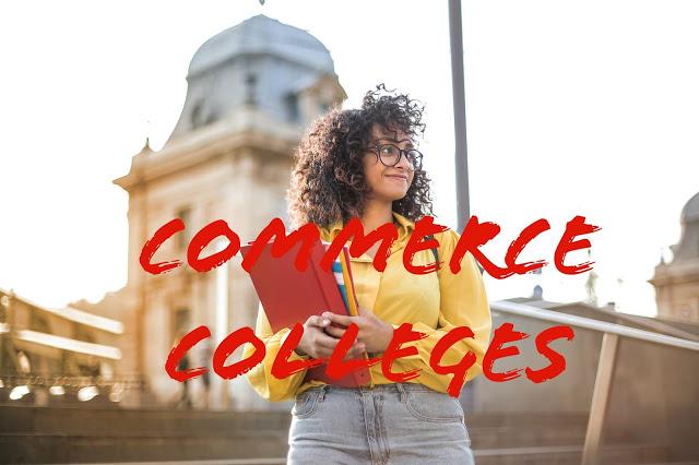 Colleges of DU for commerce