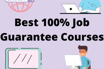 100% job guarntee courses