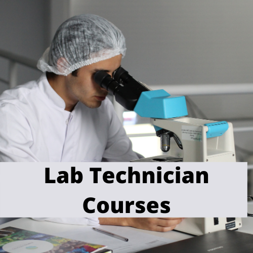 Lab Technician Courses after 12th