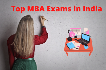 Exams for MBA Entrance