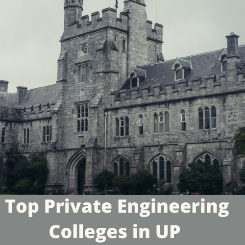 top private engineering colleges in UP