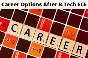 career options after B.TechECE