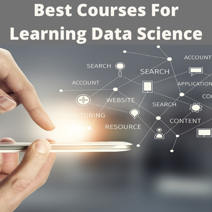best courses for learning data science