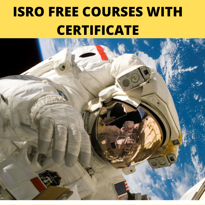ISRO COURSES WITH CERTIFICATE